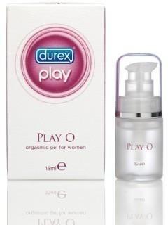 Гель для усиления женского оргазма Durex Play O - отзывы