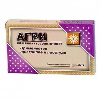 Агри антигриппин таблетки для детей №40 цена в аптеке, купить в.