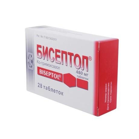 бисептол 480 мг инструкция по применению для детей